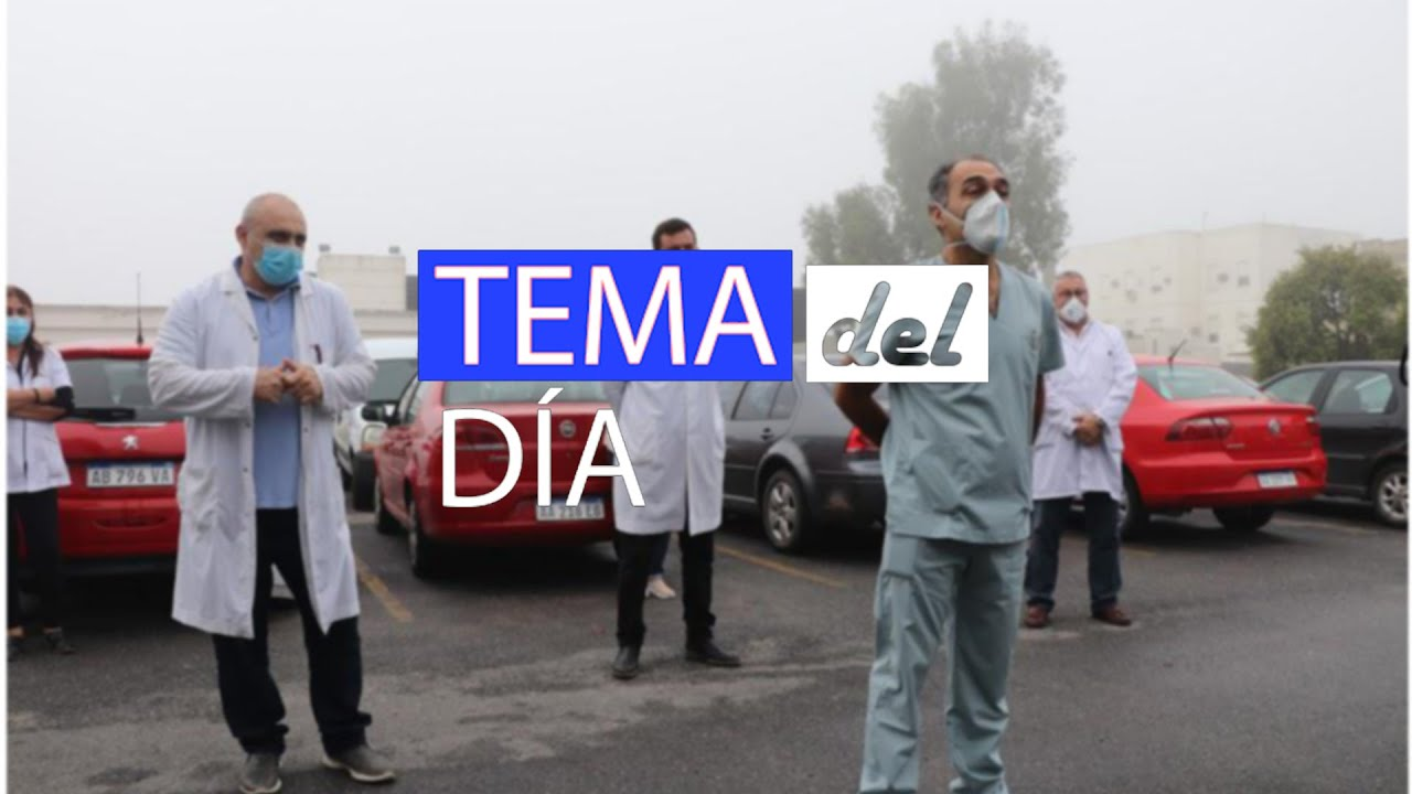 Profesionales del Hospital Iturraspe advierten por situación crítica.