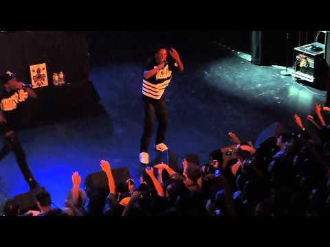 Joey Bada$$ - Big Dusty + Christ Conscious @ Le Trianon / B4.DA.$$ TOUR 29/11/2014