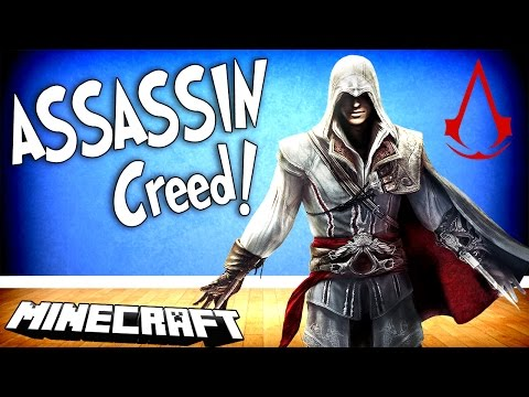 Thumbnail: ASSASSIN'S CREED W MINECRAFT!