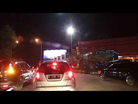 Rest Area KM 62 Tol Cikampek Jakarta - Minggu Dini Hari 02 Juli 2017 #daenkmarONTHEROAD