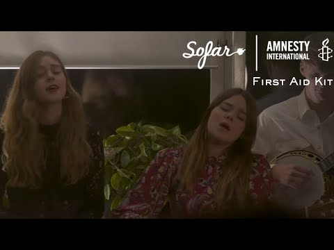First Aid Kit - It's a Shame | Sofar Stockholm - GIVE A HOME 2017