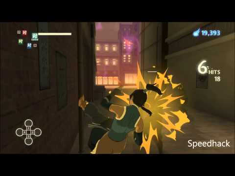 Legend of Korra Hacks
