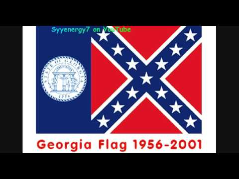 Why Did the Georgia State Flag Change in 1956??