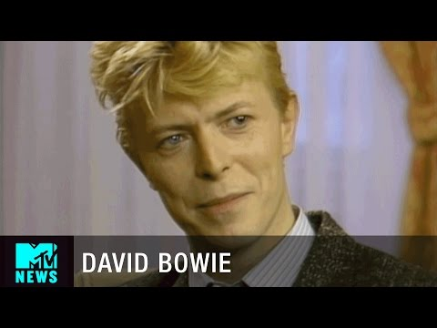 David Bowie on Making 'Let's Dance' & Black Artists | MTV Full 1983 Interview