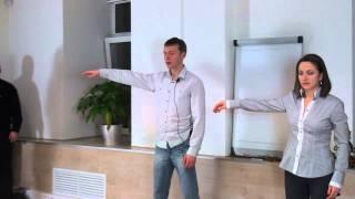 Вячеслав Смирнов, Елена Ладыгина.