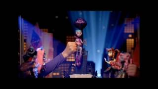 Реклама Ляльок Монстер хай це Йорк це Йорк / Monster high мультфільм