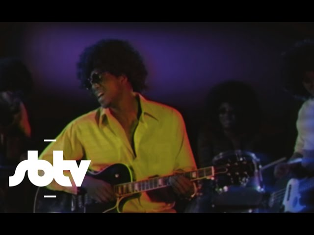 Intalekt ft Jacob Banks & Sophia Thakur | Young [Music Video]: SBTV