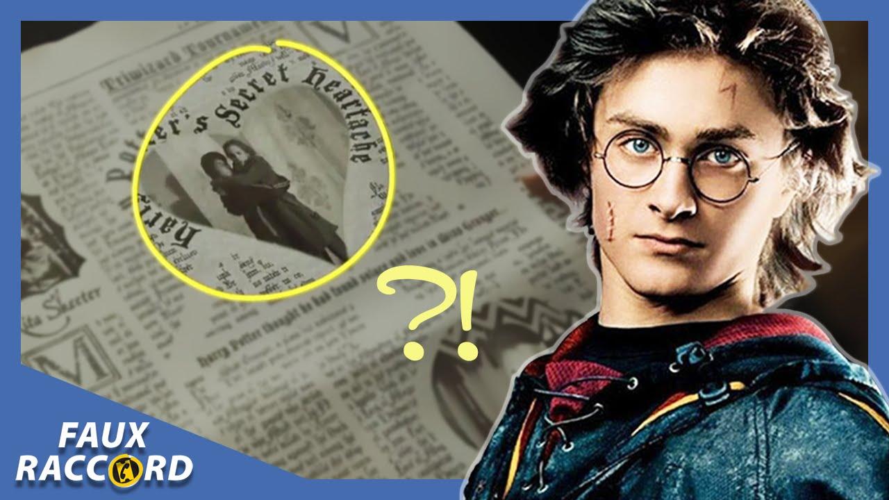 Faux raccord les plus grosses gaffes d 39 harry potter et - Harry potter et la coupe du feu ...