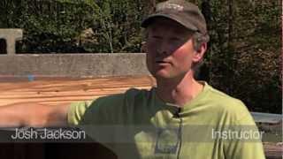 Timber Framing @ Yestermorrow Design/build School