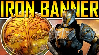 Destiny News – Iron Banner Returns!