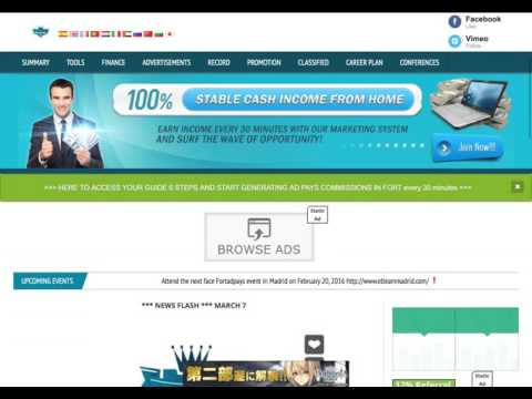 FORT AD PAYS REVIEWS FORT AD PAYS HOW TO BUY SHARES WITH LAUGH TV