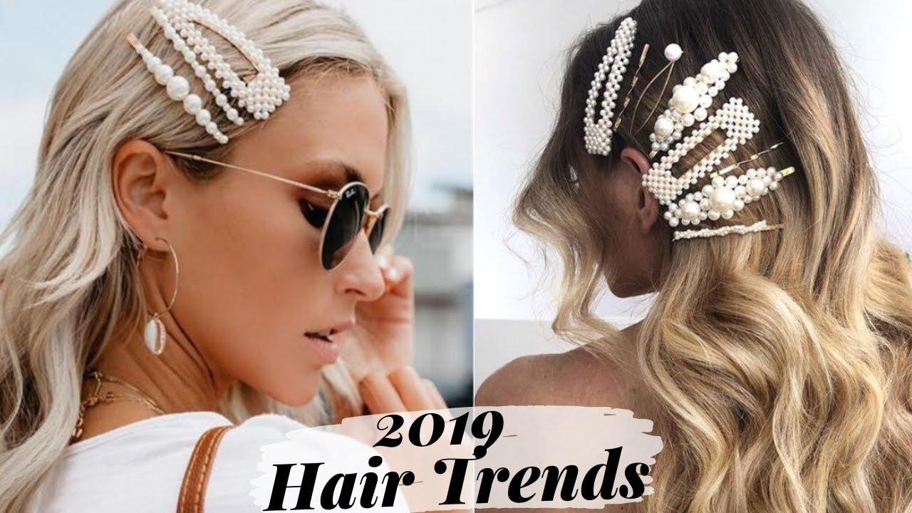 rock pearl hair clip trend