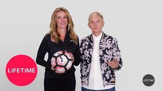NWSL: Pass the Ball PSA (feat. Carli Lloyd & Ashlyn Harris) | #NWSLonLifetime