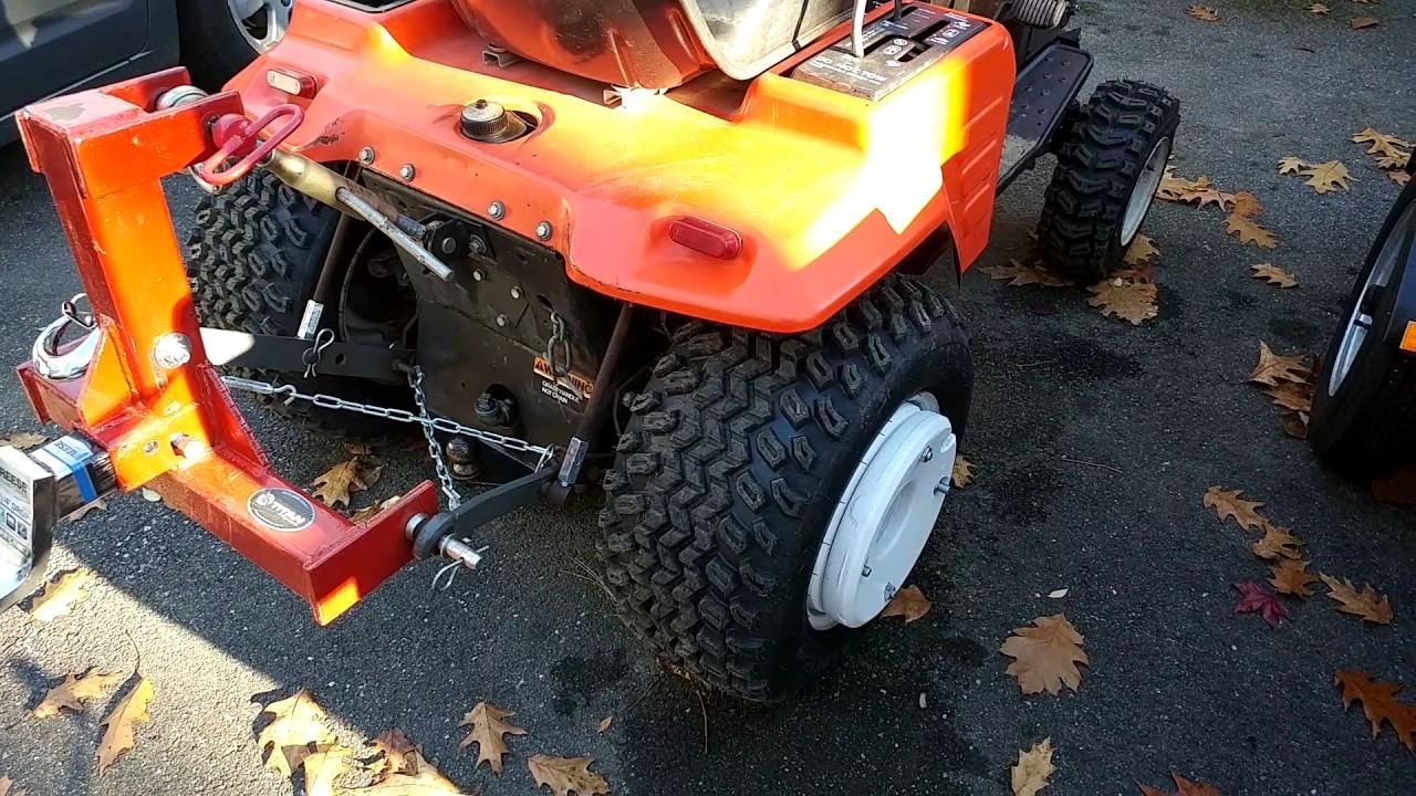 Ariens Gt19 Lawn Tractor | Ariens Lawn Tractors: Ariens Lawn ... on