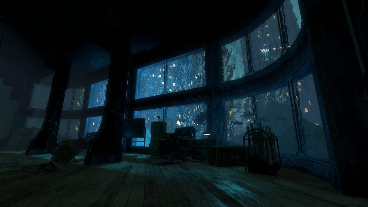 Sunken Office - (Bioshock 2) - [Live