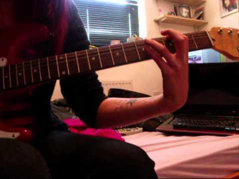 How To Play No Sleep Till Brooklyn Beastie Boys On Guitar - Easy