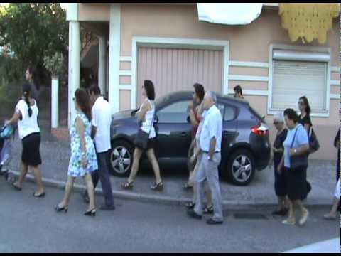 Procissão da Nossa Senhora da Anunciada - Agosto 2011