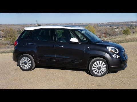 2014 FIAT 500L 0-60 MPH Test and Quick Take Review
