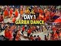 Garba Dance 2019   On DJ   DAY 1   Navratri Garba Dance Songs   Mumbai Navratri Festival 2019