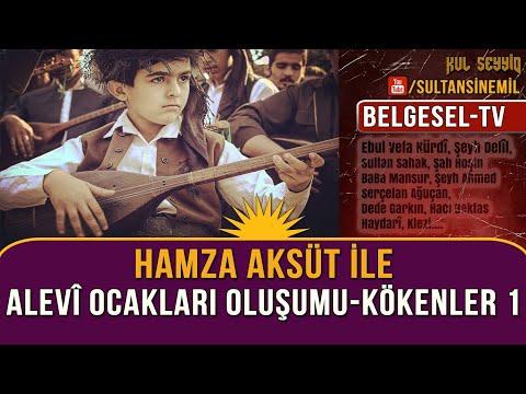 Hamza Aksüt ile Alevi Ocakları Üzerine...