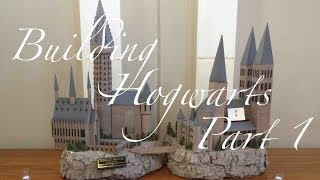 Building Hogwarts Part 1: Establishing a Cliff Face