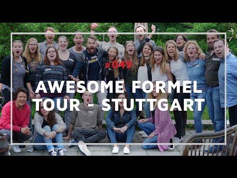 APS049 - AWESOME Formel Tour Stuttgart 🎉 + Meikel Araya Interview im Auto   STUTTGART