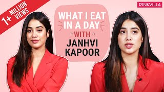 Janhvi Kapoor - What I Eat in a Day   Pinkvilla   Lifestyle