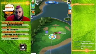 Golf Clash Dont Stop Believing pro Opening