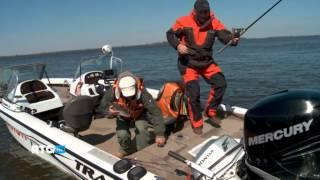 Весенняя рыбалка на нижней волге