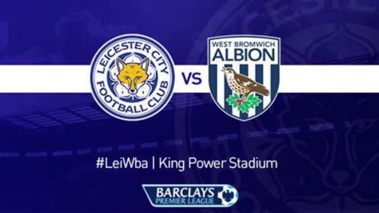 Leicester - West Bromwich