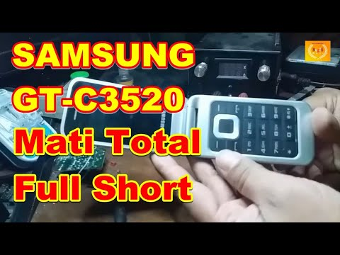 Samsung GT-C3520 Mati Total Full Short