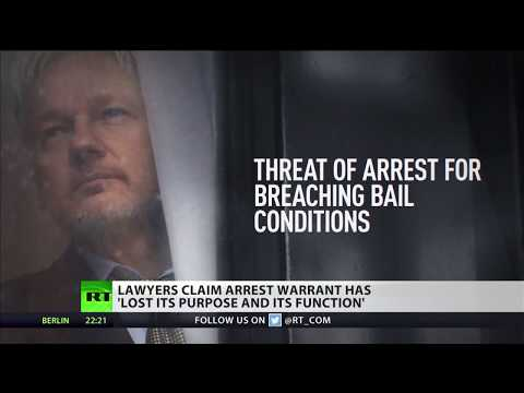 Wikileaks' Assange asks court to drop arrest warrant