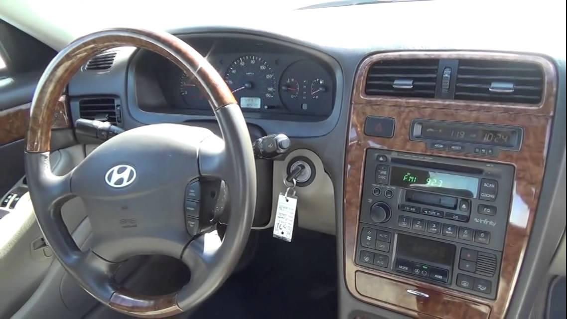 2004 Hyundai Xg350 Used Clark County Las Vegas