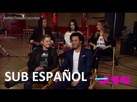 Entrevista al elenco de High School Musical por el 10 aniversario