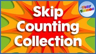 Skip Counting Collection | Tiny Tunes