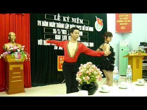 Phường Tân Mai giao lưu văn nghệ chào mừng ngày thành lập Đoàn 26/3/2010