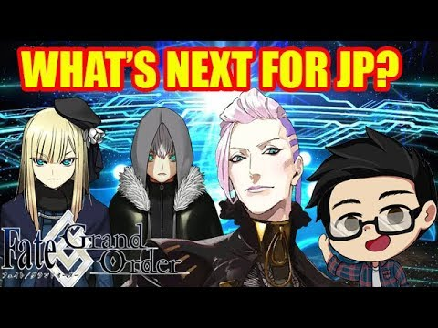 【Fate/Grand Order】What's Next for FGO JP?
