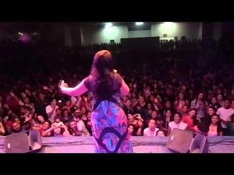 Portões Celestiais - Rose Nascimento e Banda Átrios ao vivo em Balsas - MA