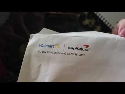 Walmart Credit Card No More Just Capital One