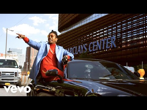 Trinidad James - Riker$ (Official Video)