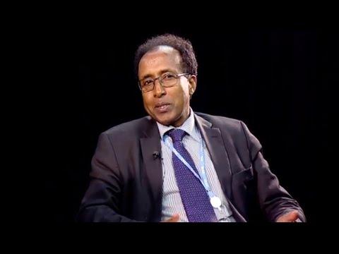 ITU INTERVIEWS: Mohamed Ibrahim, Minister ICT, Somalia