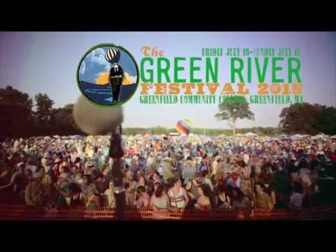 Green River Festival Promo 2015