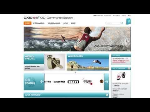 Webservice First Plugin Beim Oxid EShop Einrichten