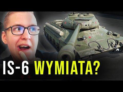 IS-6 WYMIATA -