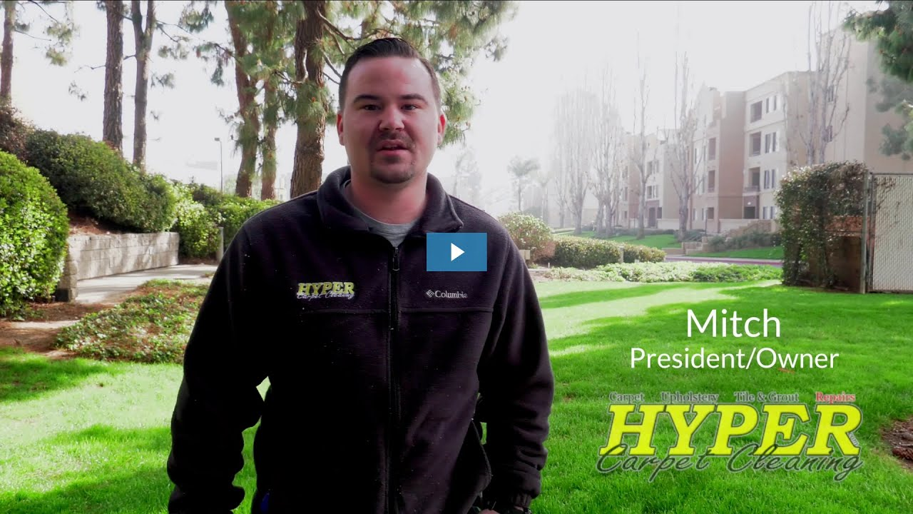 Housecall Pro Testimonial Series Hyper Carpet Cleaning