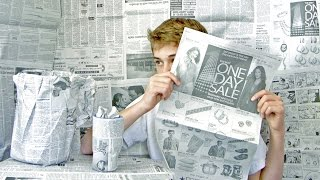 Željudin na zvezi in soseda krade časopis