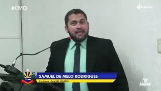 Samuel Isidoro   Pequeno expediente e Pronunciamento 25 09 2020