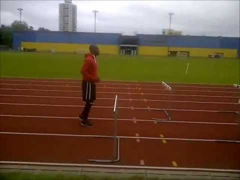 Speed Training | Track Workout For Speed & Agility