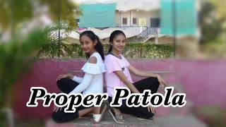 Proper Patola Dance cover | Badshah | Namaste England | Pooja somani