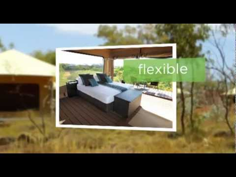 Eco Structures DVD - Eco Tents and Eco Modules & Eco Structures DVD - Eco Tents and Eco Modules - YouTube